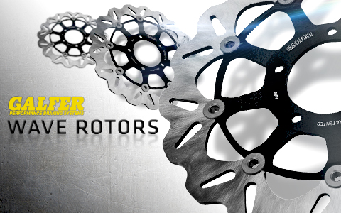 Galfer Wave Rotors