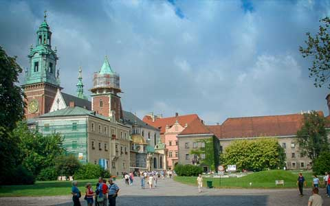 Poland - visiting Krakow