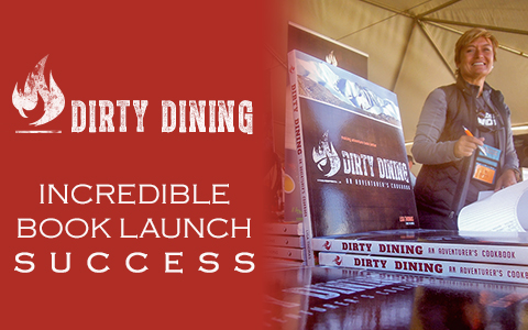 DIRTY DINING - Launch Success