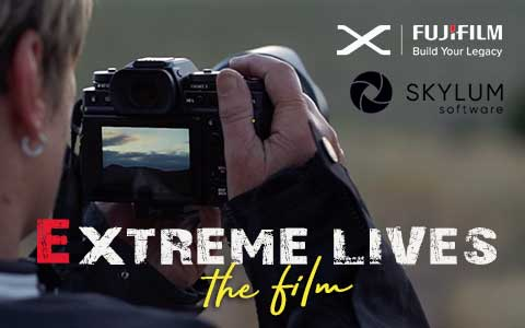 Extreme Lives - The 500,000-mile Insane Photo Shoot