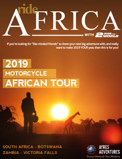 ride africa brochure cover