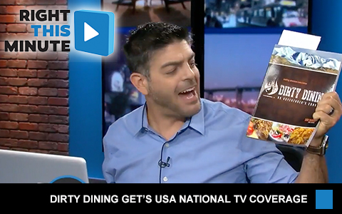 DIRTY DINING on US National TV