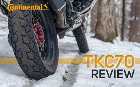 Continental TKC70 - Review