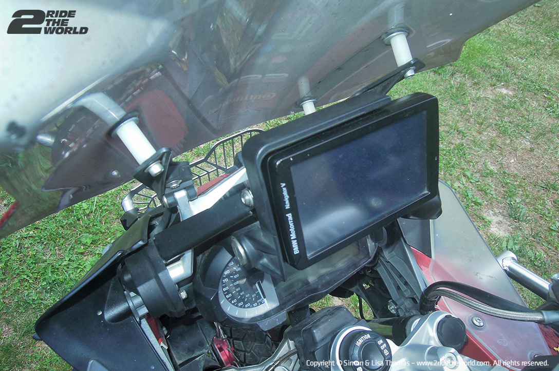R1200GSA screen adaptors