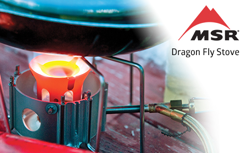 MSR Dragon Fly Stove