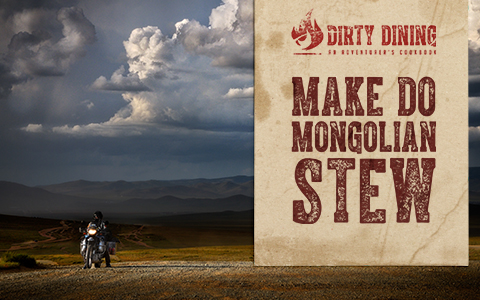 Make Do Mongolian Stew
