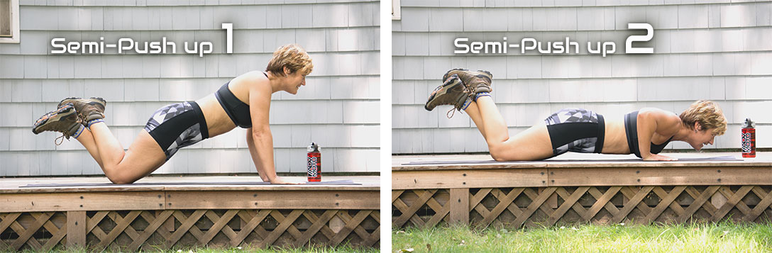 semi push up 1 2