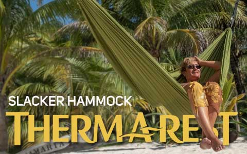 Review: Therm-A-Rest Slacker Hammock